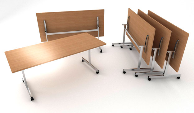 Ec1 Flip Top Tables Wsof