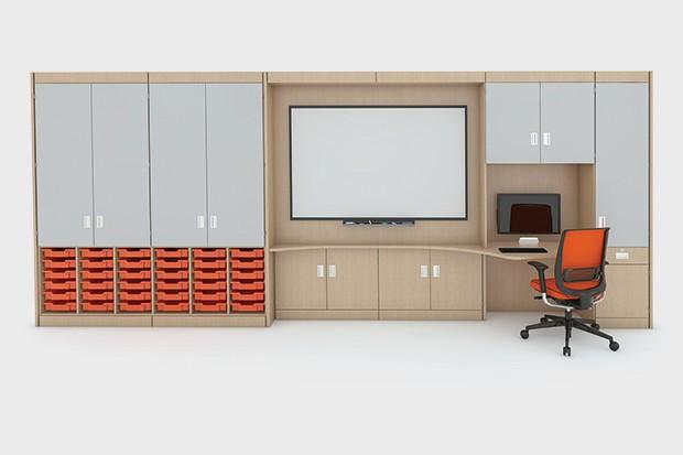 Modular Classroom Defined ~ Classroom storage wsof