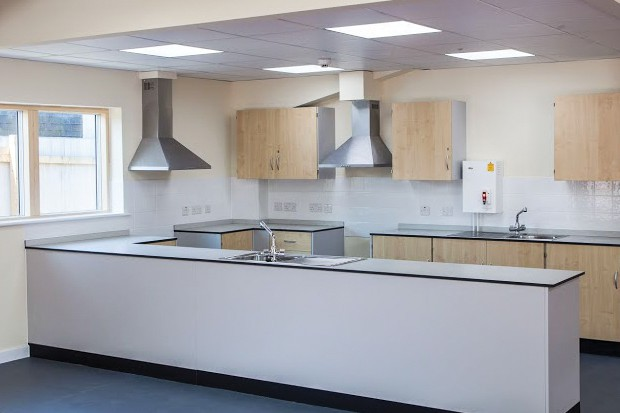 Modular Classroom Defined ~ Food technology wet areas wsof