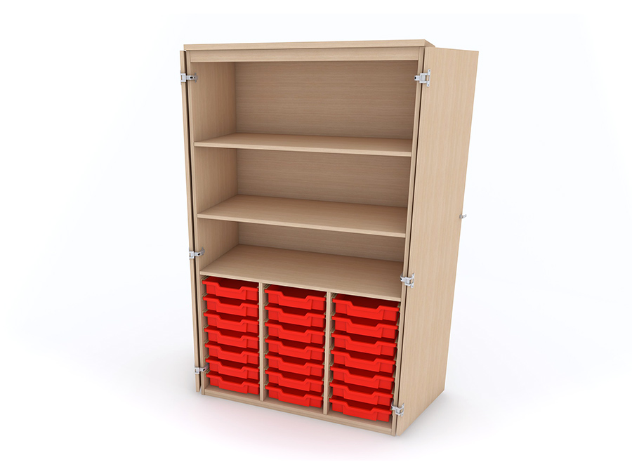 Static Tray & Storage Units