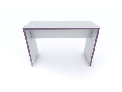 Poseur table single width